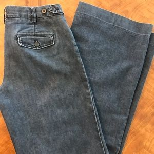 Express editor trouser jeans size 0